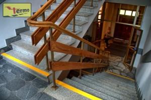 oznakowanie dla niewidomych i niedowidzacych - schody 06