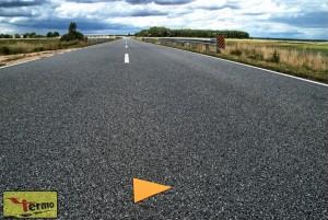 Trójkąt kilometrażowy - Termoznak