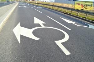 roadsing-termosing-arrow-roundabout